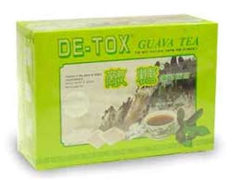 Detox Guava Tea by Liver Detox Jaundice Hepititis Cheung S Trading