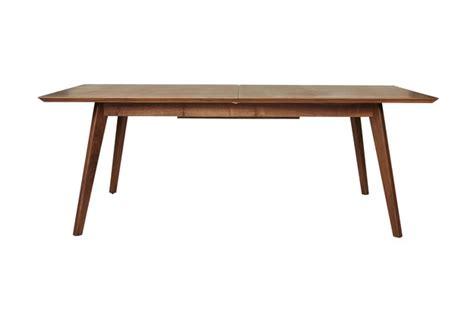ridge extension top dining table 210x105 walnut keek 239