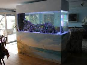 home aquarium interior design and deco