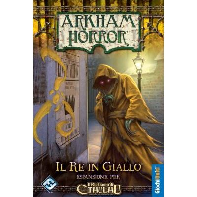 il re giallo www uplay it arkham horror il re in giallo giochi uniti