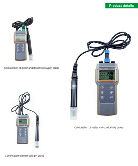 Ph Meter Ph Cond Do Meter Az Instrument 8603 Limited ph meter ip67 water quality tester dissolved oxygen meter combo ph cond do meter buy ph meter