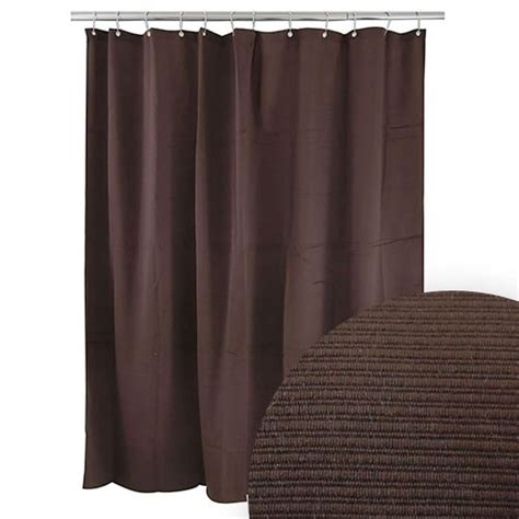 Taupe Color Curtains 15 Best Images About Solid Color Shower Curtains On Pinterest Green Taupe And Colors