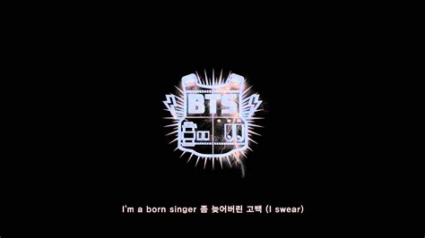 bts born singer lyrics born singer by 방탄소년단 youtube