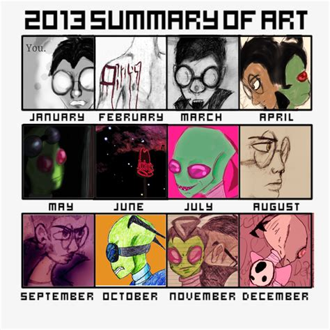 Cupid Meme - cupid s 2013 summary of art meme by cupidity11 on deviantart