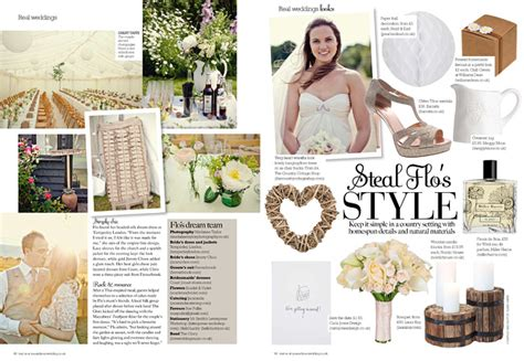 layout magazine wedding cosmopolitan bride archives london cornwall wedding