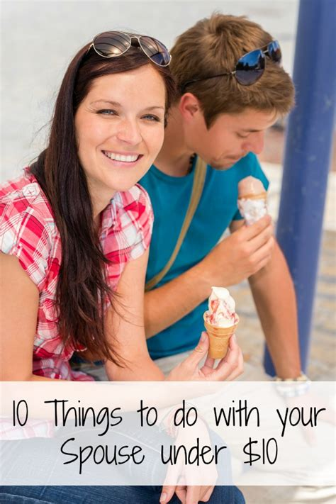 10 Things To Do With Your Partner by 10 Things To Do With Your Spouse 10 Wanna Bite