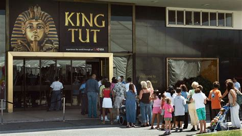 See Tut The Boy King In Philadelphia a king tut exhibit kicks in l a in march sparking