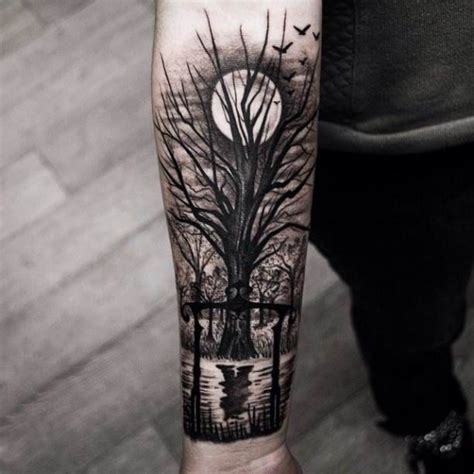 best 25 tree tattoos ideas collection of 25 realistic watercolor tree on arm