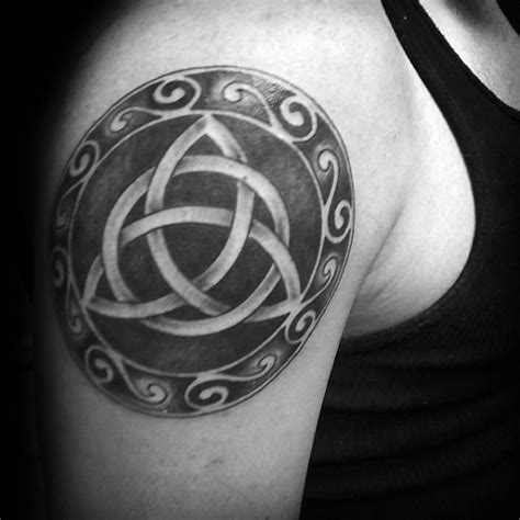 celtic trinity tattoo designs 60 triquetra designs for knot ink ideas