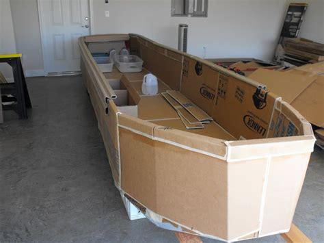 cardboard boat for play cardboard boat plans google search kid s stuff