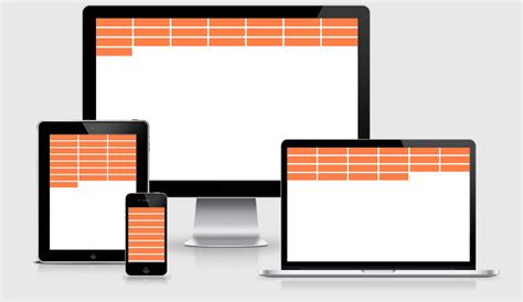 Responsive Design Layout Css | css grid responsive layout responsive web design