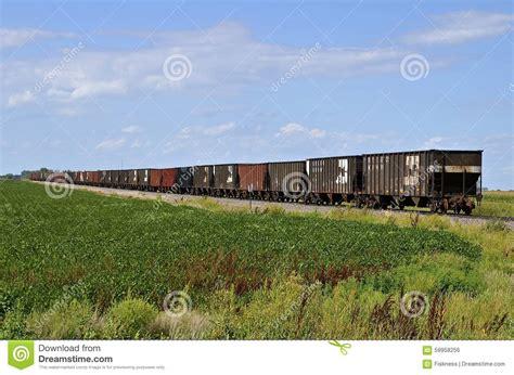 coal cars on railroad track editorial photo image 59958256