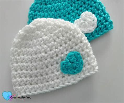 pattern crochet preemie hat little heart crochet preemie hat free pattern crochet for you