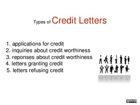 Creditworthiness Letter Credit And Collection Letters