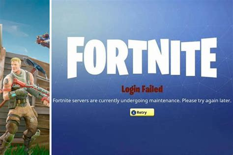 why fortnite servers are fortnite when will fortnite be back up why are fortnite