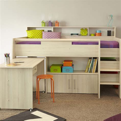 Childrens Cabin Beds With Desk by Rylie Midsleeper Childrens Cabin Bed Childrens Beds Bedroom