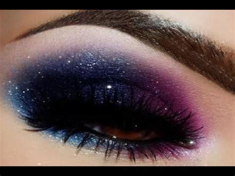 imagenes de ojos ahumados maquillaje de noche para fiesta r 225 pido y f 225 cil maquillaje