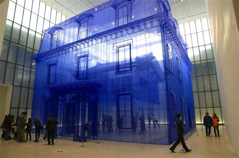 A Home Within home within home by do ho suh kidsfuninseoul