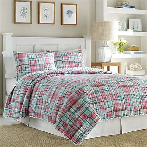 bed bath beyond quilts nautica sutter creek quilt bed bath beyond