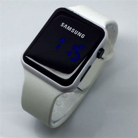 Jam Tangan Led L Lu jual samsung led baru jam tangan wanita terbaru murah