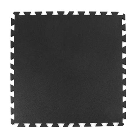 1 Inch Rubber Floor Tiles by Rubber Floor Tile 1 2 Inch Black Geneva Interlocking
