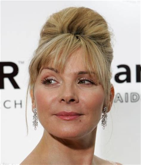 Cattrall Hairstyles by Cattrall Beehive Wedding Formal Awards