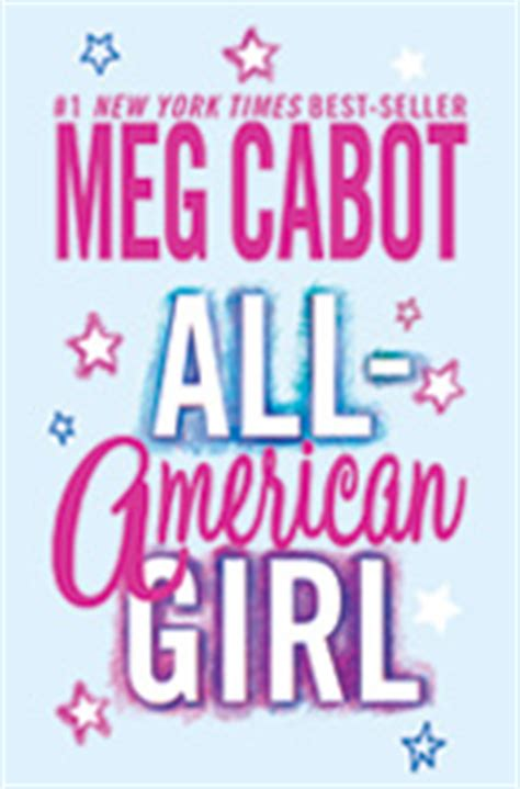all we knew the cabots books all american series author meg cabot