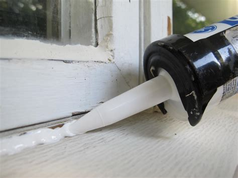 caulking door panels how to check and seal windows how tos diy