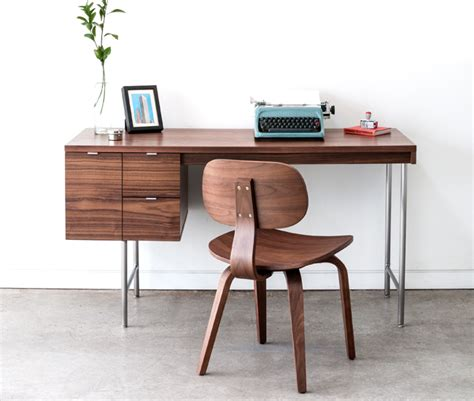 6 Productivity Boosters For The Home Office Gus Modern Desk