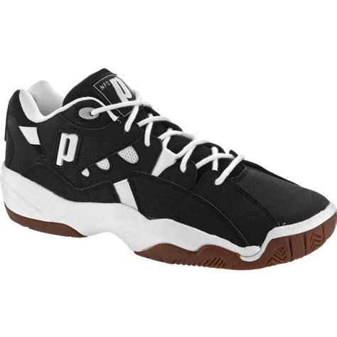 squash sneakers prince nfs indoor ii squash shoes black tennisnuts
