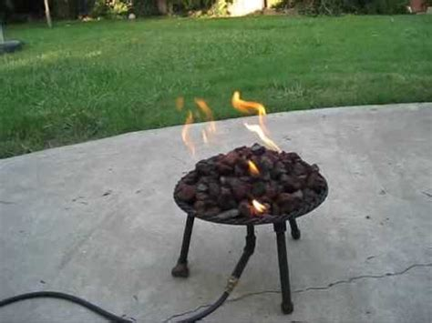 diy pit with propane tank propane cfire pit stove how to save