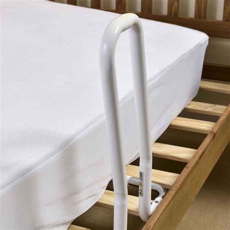 folding easy fit bed rail vat exempt nrs healthcare