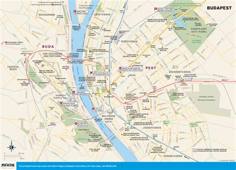 hungary map printable travel maps of prague moon travel guides