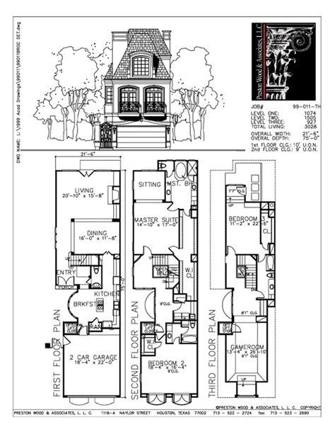 townhouse floor plans australia best 25 townhouse designs ideas on pinterest duplex