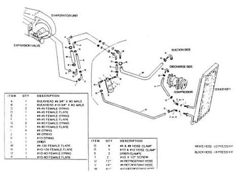 vintage air wiring diagram efcaviation