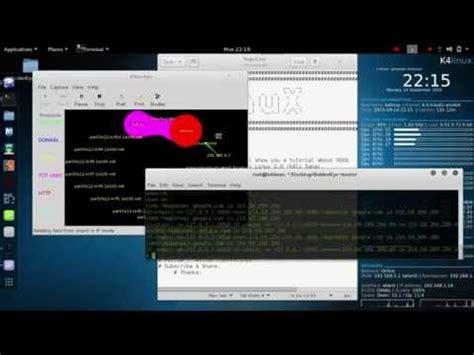 kali linux tutorial german free ddos booter ip stresser review tutorial