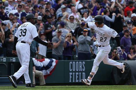 mlb the 3 home run streaks in history