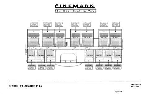 Ada Floor Plans cinemark 14 denton tx seating plan