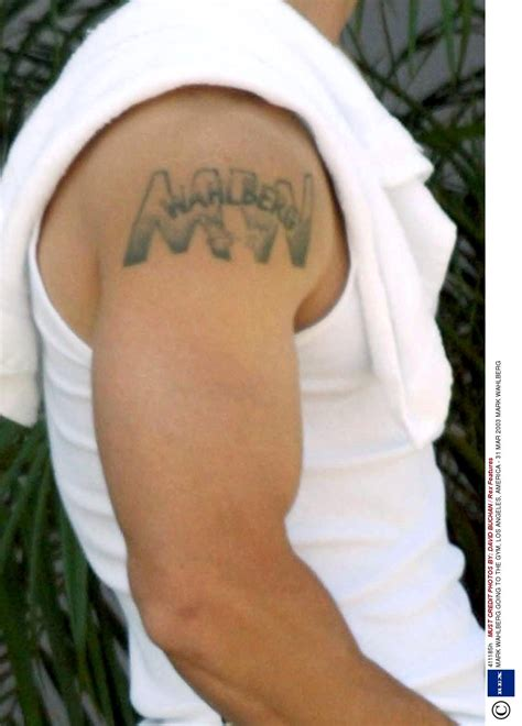 mark wahlberg tattoo wahlberg tattoos best tattoos for january 2012 pin