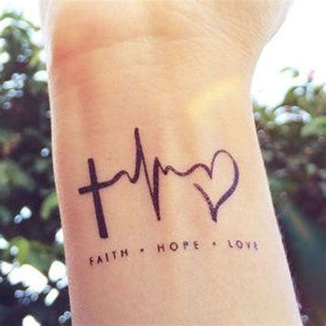 best 25 wrist ideas on faith tattoos