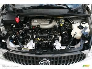 2002 Buick Rendezvous Engine 2006 Buick Rendezvous Cxl 3 6 Liter Dohc 24 Valve V6