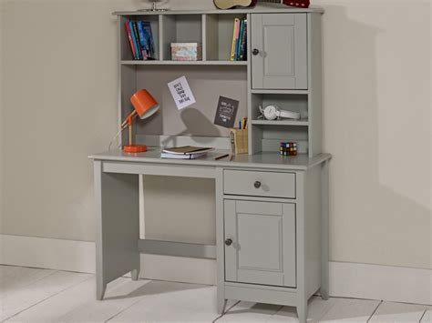 grey desk with hutch jubilee desk with hutch in soft grey