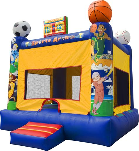 a bouncy house bounce houses