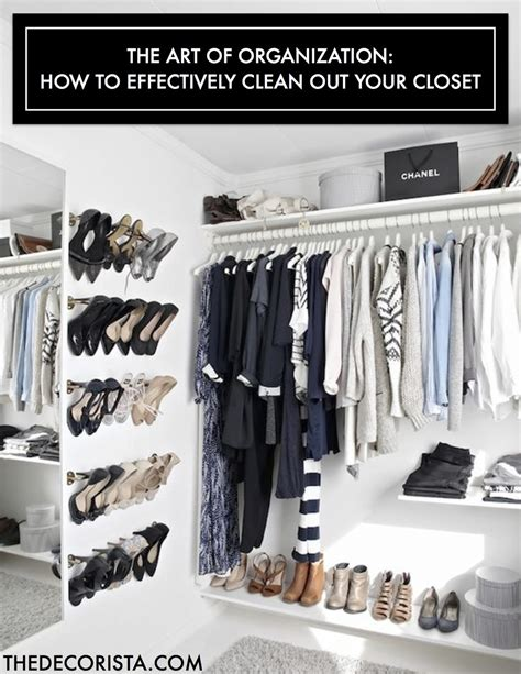How To Deodorize Closet by Weekend Decorating Idea Clean Out Your Closet The Decorista