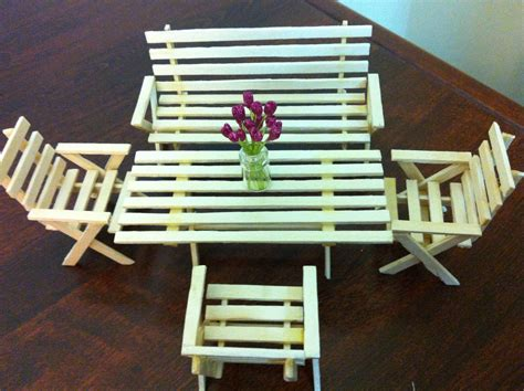 Handmade Things With Sticks - mini table by sticks diy crafts