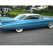 1959 Cadillac Coupe Deville For Sale $39900 Mint Rust Free
