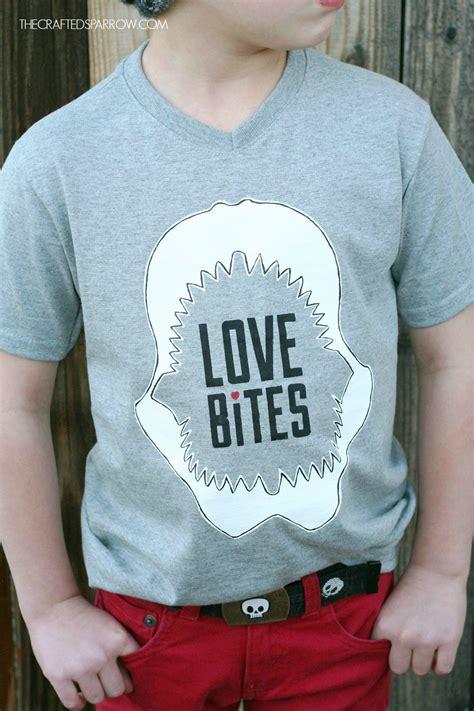 valentines day shirts for boys diy boys valentines shirt