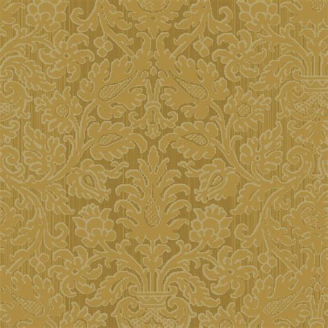 wallpaper gold damask the wallpaper company 56 sq ft antique gold kilim damask