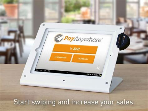 pay anywhere app for android payanywhere rings up new mobile payment app experience