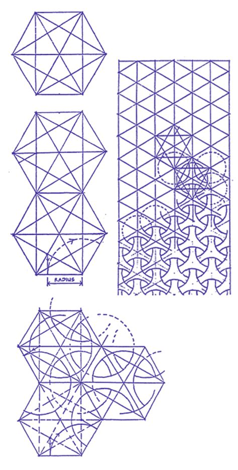 japanese line pattern take a tour e the library of practical geometry
